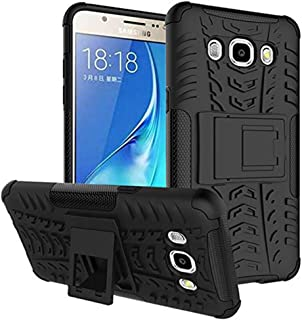 Dgeot Samsung Galaxy Grand 2 7106 Case, Rugged Armor Protective Case with Resilient Shock Absorption and Stand Design Cove...