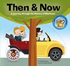 then and now books for kindergarten