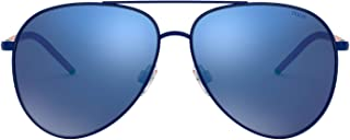 Ralph Lauren - Polo Ralph Lauren PH3131-910255-59 - Gafas de sol para hombre, color azul
