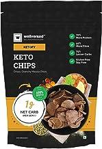 Ketofy - Keto Chips (250g) | Crispy and Crunchy Masala Chips