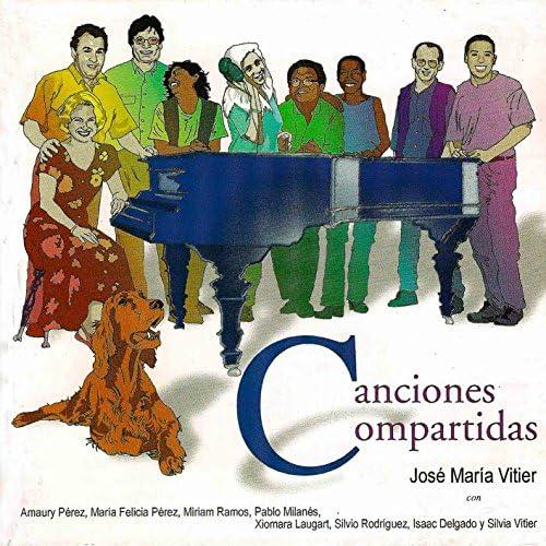 Jos Mar a Vitier Canciones Compartidas product image
