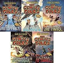 The Genius Files Series Set