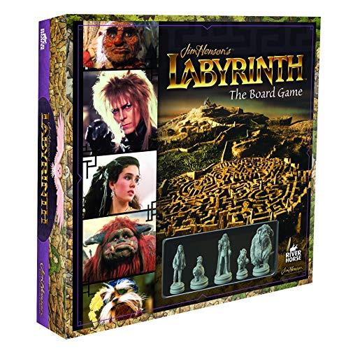 ALC Studios RHLAB001 Labyrinth The Movie - Juego de Mesa