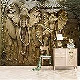 Papel pintado Mural personalizado 3d relieve Magnolia pájaro tela de pared blanca sala de estar sofá TV pegatinas de pared decoración del hogar papel tapiz 3D*150cmx105cm(59.1x41.3inch)
