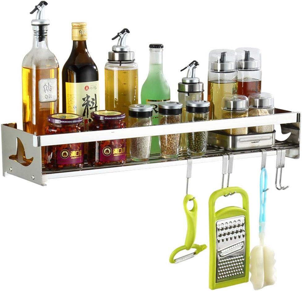 ZIHUAD Bathroom Storage Max 74% OFF Gap Steel Rack,Stainless Multilaye 304 Super intense SALE