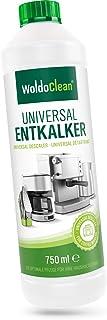 Descalcificador para máquinas de café- cafeteras - 750ml Descalcificante compatible con Delonghi Tassimo Jura Nespresso Seaco Dolce Gusto Siemens