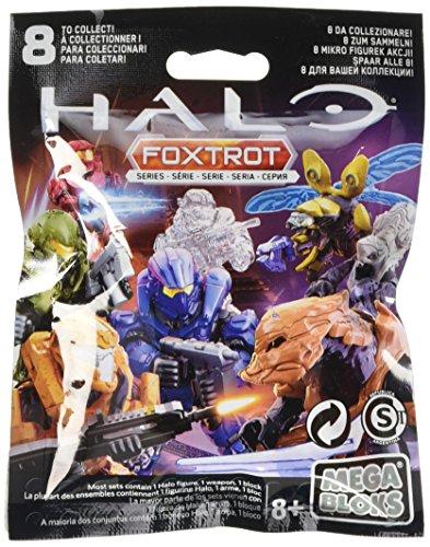 Mega Bloks Halo Micro Figuras de Acción Serie Charlie