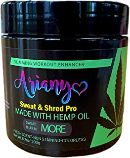 Ariany Hot Gel � Sweat Cream Workout Enhancer Belly Slimming Gel Cellulite Cream (6.7 oz)