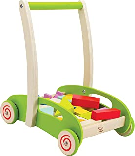 Hape E0371 Block and Roll Green 8.27 x 6.5 x 2.66 inches