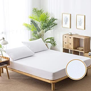 mattress cover grey