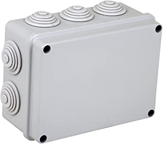 Electraline 60555 Distribution Box Surface-Mounted 150 x 110 mm