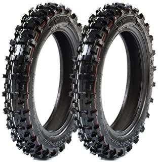 Protrax Offroad Front & Rear Tire Combo 2.50-10 Inch