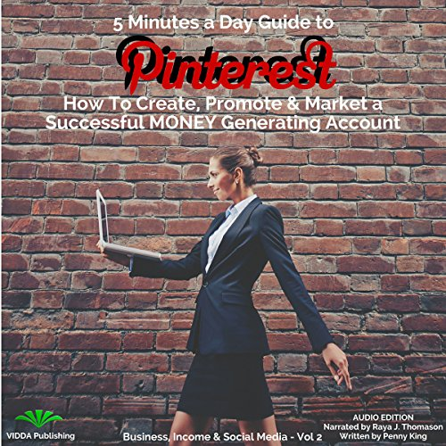 5 Minutes a Day Guide to Pinterest Titelbild