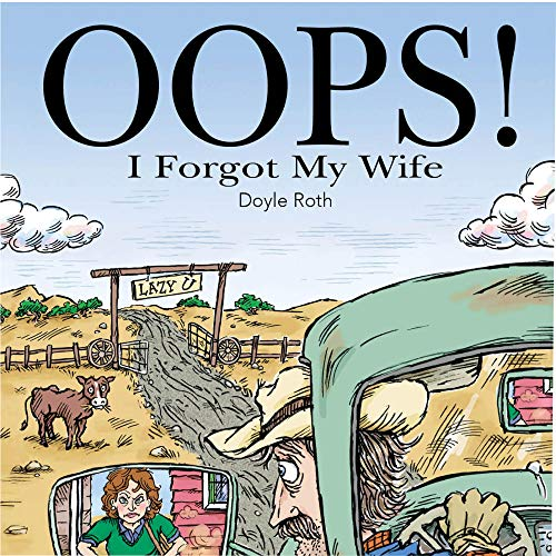 Oops! I Forgot My Wife cover art