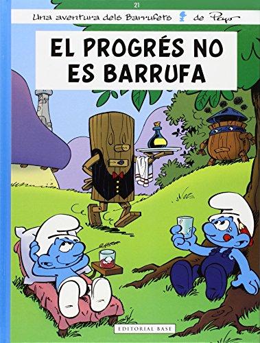 El Progrés No Es Barrufa: 21 (Les aventures dels Barrufets)