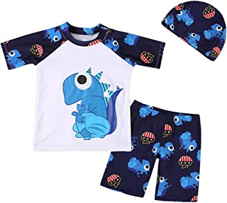 Carolui Baby Boys Cozy Outfit Set,Toddler Kids Short Sleeve Carrots T-Shirt Tops Tee+Solid Short Casual