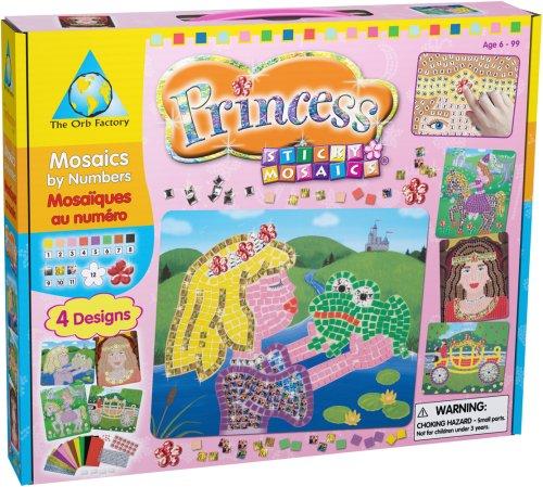 Sticky Mosaics Princess