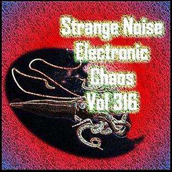 Strange Noise Electronic Chaos Vol 316 (Strange Trees)
