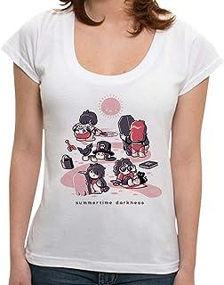 Camiseta Summertime - Feminina