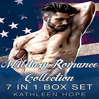 Military Romance Collection audiobook cover art