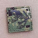 Frog 2x2 DEVGRU IR AOR2 NWU Type 3 US Navy Seals Bone Seal Team Patch