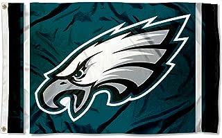 WinCraft Philadelphia Eagles Large NFL 3x5 Flag