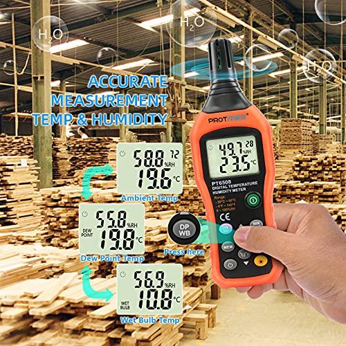PROTMEX Hygrometer