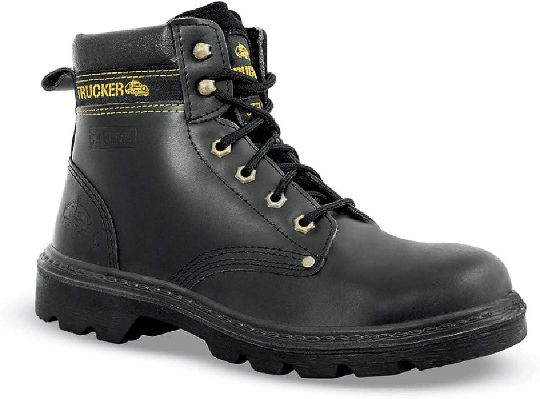 Aimont Trucker UK, Steel Toe-Cap Safety Boot