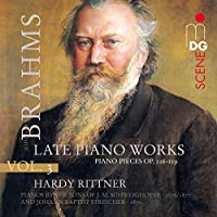 Piano Works Vol. 3 (Op. 116-119)