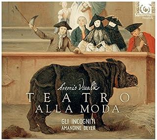Vivaldi: Il teatro alla moda by Gli incogniti