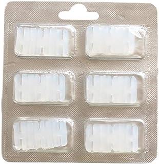 DGdolph Mini Altavoz de Almohada de 3,5 mm de Color Blanco para Reproductor de mp3 y mp4 para iPhone para iPod y CD Radio en Blanco