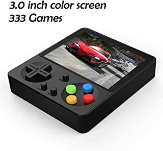 CHAONATECH Handheld Game Console, Portable Video Game 3 Inch HD Screen 333 Classic Games,Retro Game Console Can Play on TV, Good Gifts for Kids to Adult