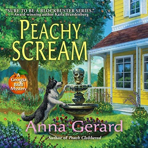 Peachy Scream cover art