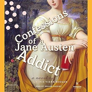 Confessions of a Jane Austen Addict audiobook cover art