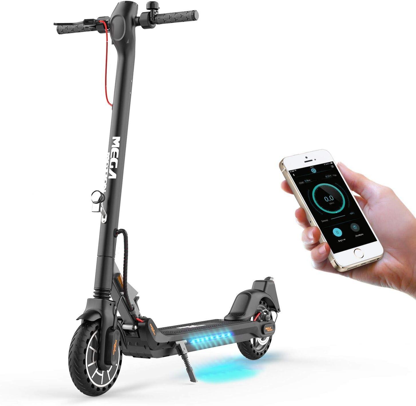 Mega Motion E- Scooter Portátil Patinete Eléctrico Plegable ...