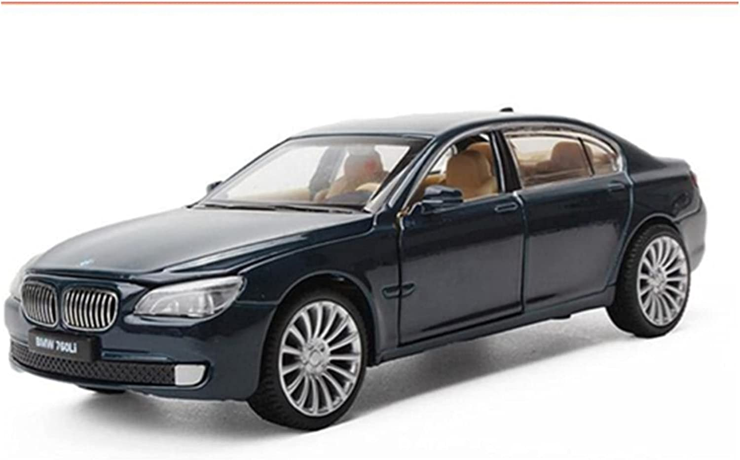 SRJCWO Car Toy Collectibles for Simulation 1:32 Allo Now free shipping 760Li Coupe Max 81% OFF