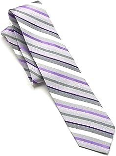 Aqua or Yellow Men Lined Silk Necktie Croft /& Barrow