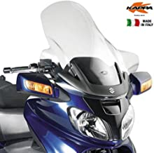 Kappa KD263ST - Parabrisas para Coche Transparente, de 78,5cm de Alto x 72cm de Largo para Suzuki AN 650Burgman Executive (02> 12)