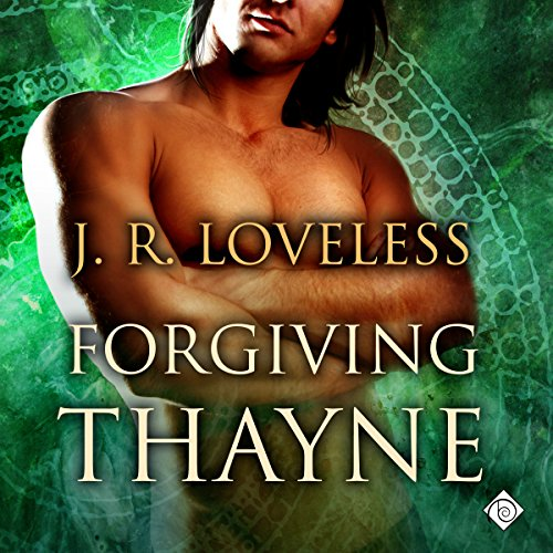 Forgiving Thayne audiobook cover art