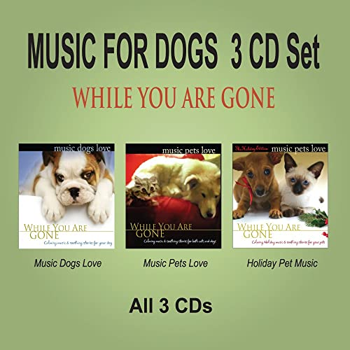 Music for Dogs: While You Are Gone