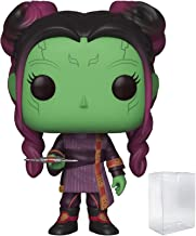 Funko Pop! Marvel: Avengers Infinity War - Young Gamora with Dagger Vinyl Figure (Includes Pop Box Protector Case)