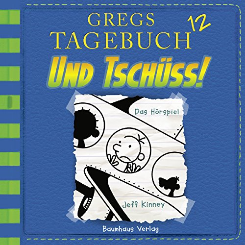 Und tschüss!     Gregs Tagebuch 12              By:                                                                                                                                 Jeff Kinney                               Narrated by:                                                                                                                                 Marco Eßer                      Length: 1 hr and 18 mins     Not rated yet     Overall 0.0