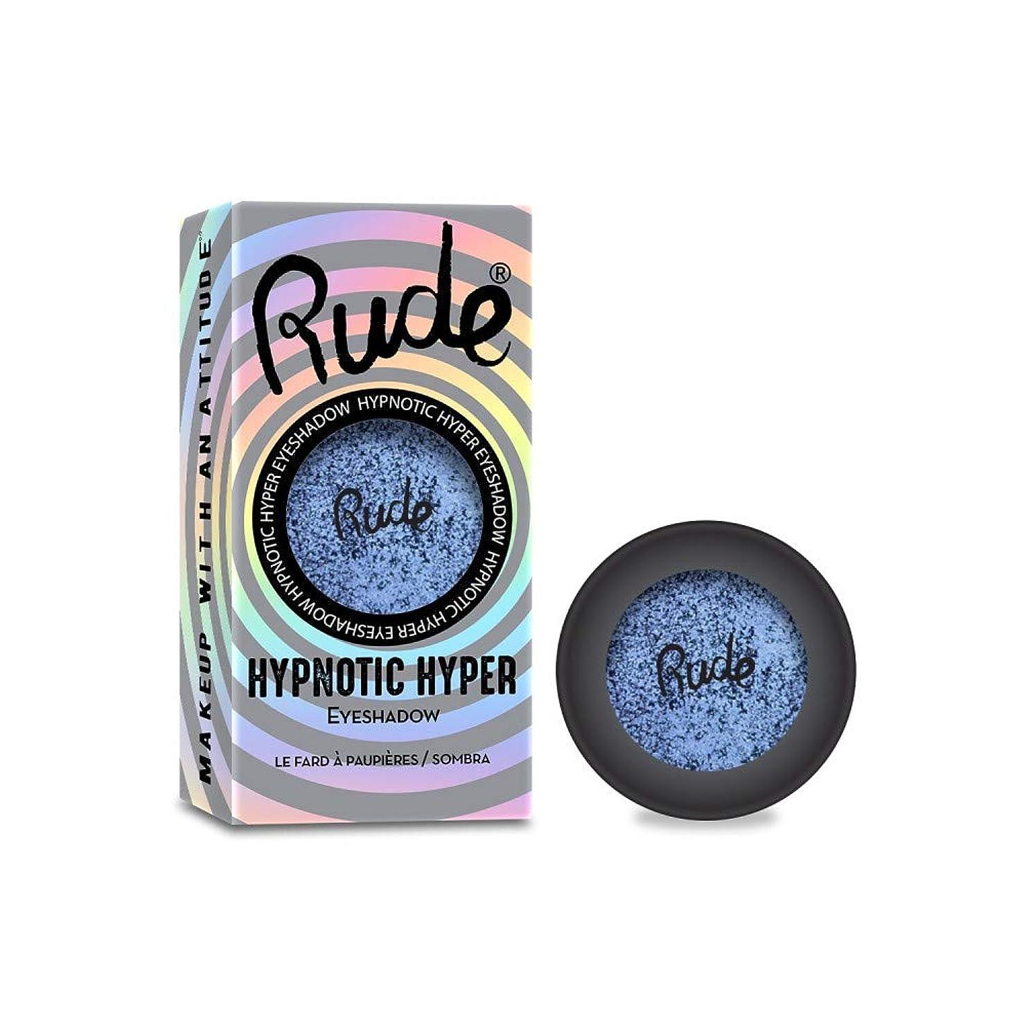 断線平和的比率RUDE Hypnotic Hyper Duo Chrome Eyeshadow - Psychosomatic (並行輸入品)