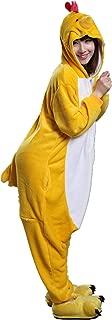 chicken onesie pajamas