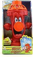Kids Sprinkler Fire Hydrant, Attach Water Sprinkler for Kids to Garden Hose for Backyard Fun, Splash All Summer Long, Spra...
