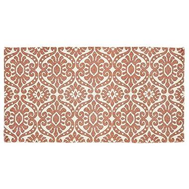 VHC Farmhouse Boho & Eclectic Flooring - Francesca Rug, 2'3  x 4', Terra Cotta