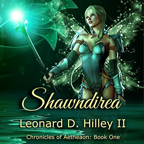 Shawndirea audiobook cover art