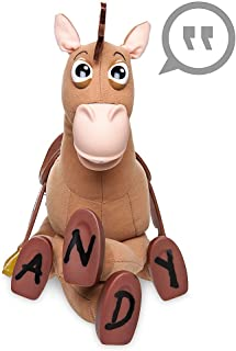 Best bullseye plush figure with sound toy story Reviews