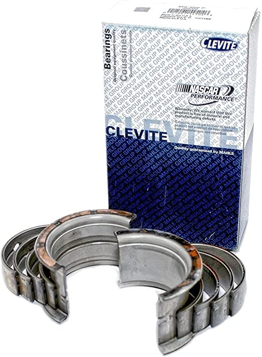 New Clevite H Series .001 Under Main Bearing Set Chevy 350 327 305 307 302 267