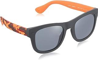 Havaianas Erkek Güneş Gözlükleri Paraty/L, Siyah/Turuncu, 52